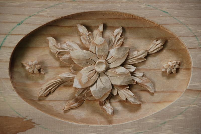 L 39 atelier d 39 b ne ebeniste annecy r alisations r alisations su - Quel bois pour sculpter ...